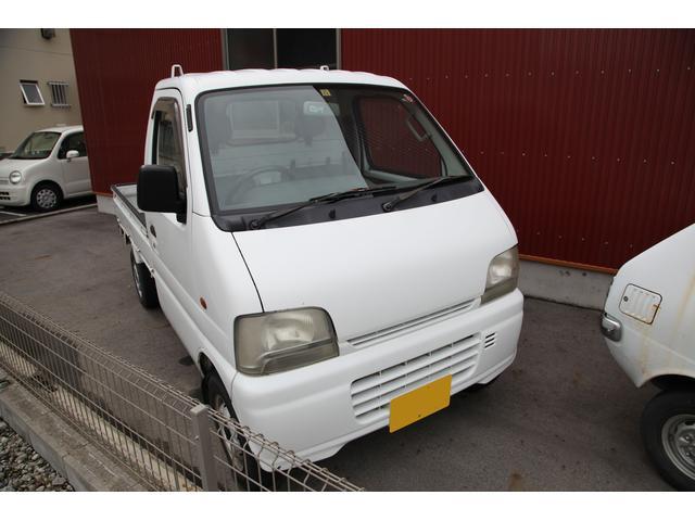 スズキ キャリイトラック KA エアコン (車検整備付)