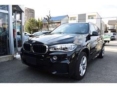 BMW X5xDrive 35d Mスポーツ LEDヘッドライト