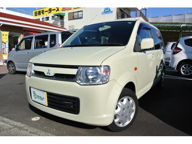 三菱 eKワゴン MSワンセグ社外ナビ ETC キーレス ベンチシ...