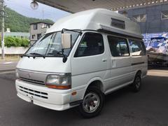 ハイエースバン キャンピング 4WD ディーゼル(トヨタ)