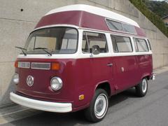 VW タイプIIレイトバス ハイルーフ