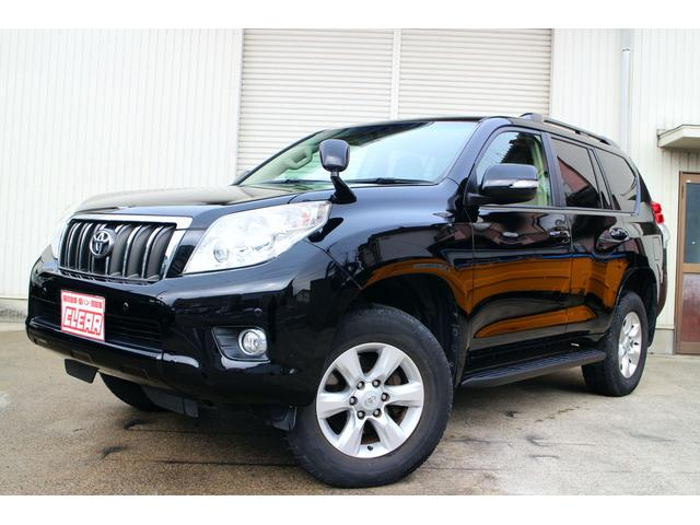 Photo of TOYOTA LAND CRUISER PRADO TX / used TOYOTA