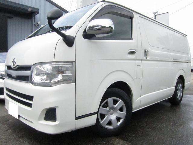 トヨタ ロングDX 冷蔵冷凍車 ワンオーナー車 ガソリン車 Bカメラ