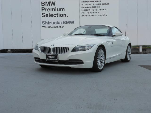 BMW Z4 sDrive23i ハイラインパッケージ  認定中古...