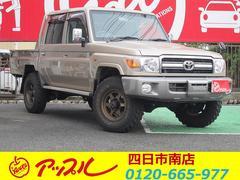 ランドクルーザー70ピックアップ 4WD 30thアニバーサリー