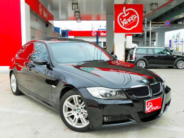 BMW 3シリーズ 320i Mスポーツパッケージ サンルーフ フ...