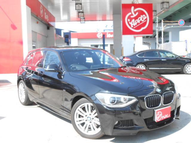 BMW 1シリーズ 116i Mスポーツ 純正HDDナビ スマート...