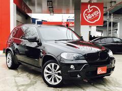 BMW X53.0si MスポーツPKG HDDナビ 黒革 サンルーフ