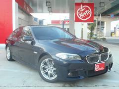 BMW528i Mスポーツパッケージ サンルーフ 純正HDDナビ