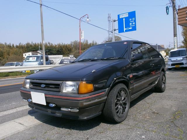 日本フォード レーザー TX3