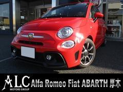アバルト アバルト595純正ナビ・Bカメラ・ETC車載器新車保証継承