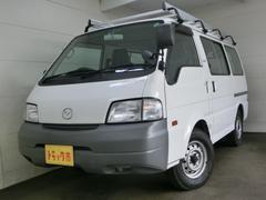 ボンゴバンDX 4WD 1トン ルーフラック パワーウィンドウ