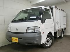 バネットトラック 移動販売車 冷蔵冷凍 −15度 左サイド扉 AT車 1t(日産)