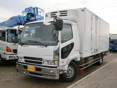 ファイター中型4トン 冷蔵冷凍車 低温 −30度 格納パワーゲート
