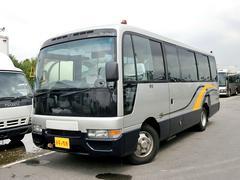 ジャーニーバス25人乗りバス 総輪エアサス ターボ オートスイングドア