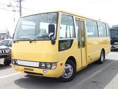 ローザ幼児バス 大人3人+子供39人 5速MT オートクーラー