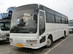 三菱ふそう観光バス 47人乗り 自動ドア フルエアサス 貫通トランク