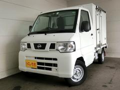 NT100クリッパートラック冷蔵冷凍車 −25℃ 2コンプ 5速MT サイドドア 低温
