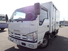 エルフトラック冷蔵冷凍車 −30℃ 1.5t 5速 サイドドア 2室式