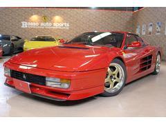 フェラーリ テスタロッサ社外マフラー ワーク17インチAW 腰下同色ペイント 試乗可
