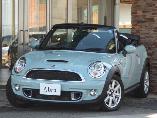 Photo Of Mini Cooper S Convertible Used