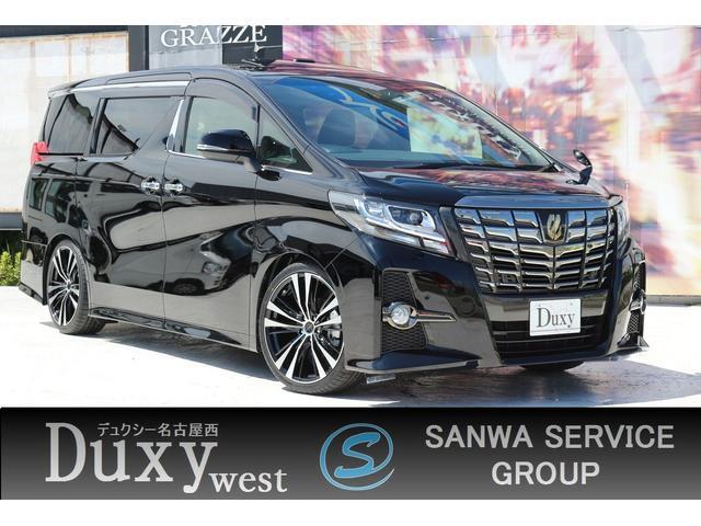 トヨタ 2.5S Aタイプブラック サンルーフ20AW ローダウン