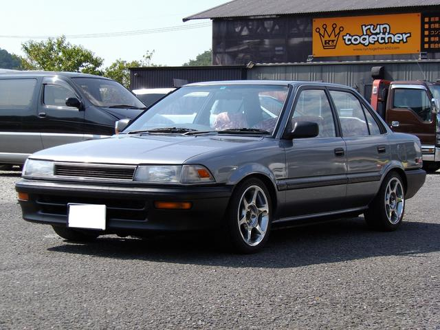 Photo of TOYOTA COROLLA SE LIMITED G / used TOYOTA