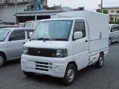 ミニキャブトラック 移動販売車 ナビ バックカメラ(三菱)
