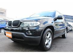 BMW X53.0i ブラックレザー ルーフレール