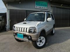 ジムニーランドベンチャー 4WD リフトUP車 ナビ