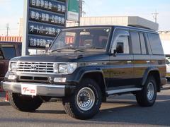 ランドクルーザープラドSXワイド LJ78W ディーゼルターボ 4WD