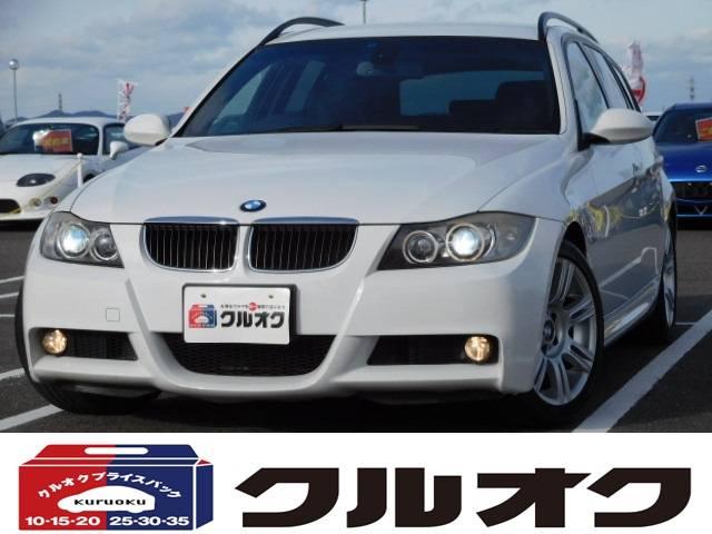 BMW 3シリーズ 320iツーリング Mスポーツ 禁煙車 HID...