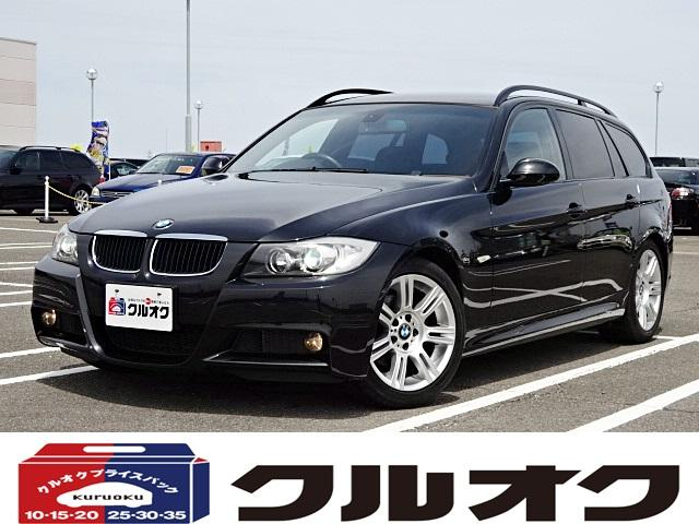 BMW 3シリーズ 320iツーリング Mスポーツ エアロ 純正A...