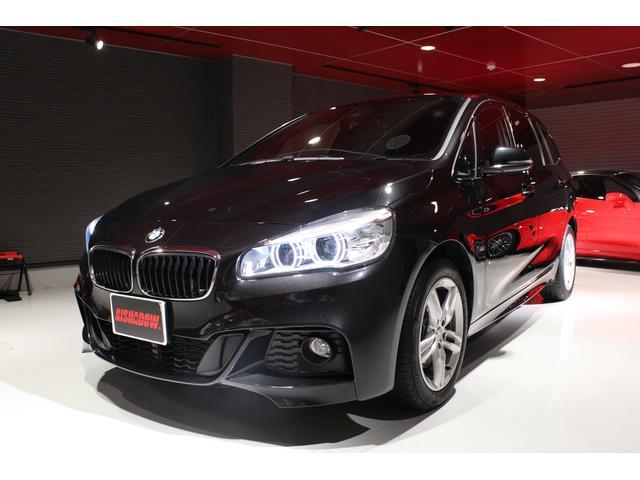 BMW 2シリーズ 218iグランツアラー Mスポーツ 1オーナー...