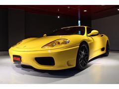 フェラーリ 360モデナF1 新車並行 社外マフラー 社外AW