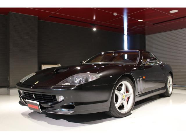 フェラーリ 550 フィオラノパッケージ