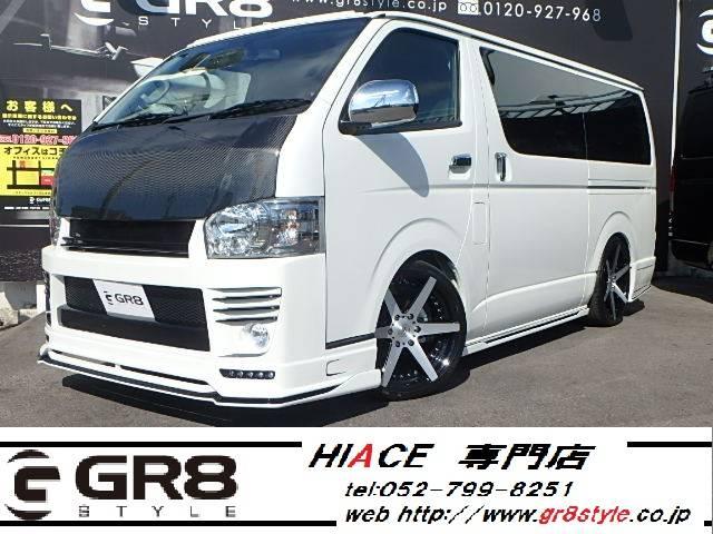 トヨタ スーパーGL Dプライム GR8コンプ 月々¥44.200~