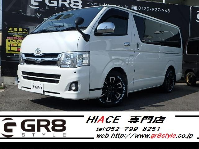 Photo of TOYOTA HIACE VAN LONG SUPER GL / used TOYOTA