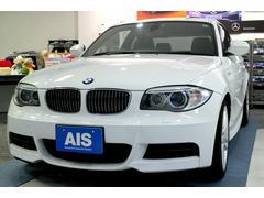 BMW135i Mスポーツ 6速MT 黒革シート