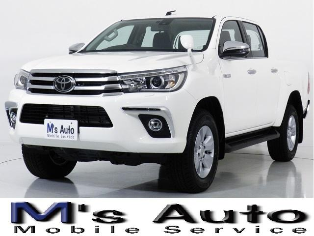 Toyota Hilux Z 2018 White 15 Km Details Japanese Used Cars