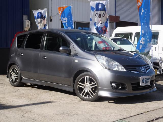 Photo of NISSAN NOTE 16X / used NISSAN