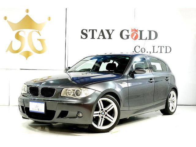 BMW 1シリーズ 116i Mスポーツパッケージ 社外HDDナビ...