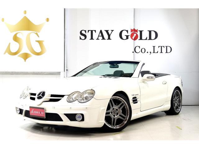 メルセデス・ベンツ SL SL500 新車並行 AMG65仕様 S...