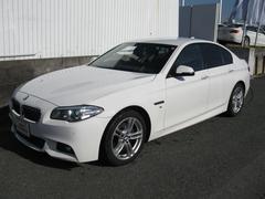 BMW523d Mスポ ワンオーナー 電動フロントシート 純PDC