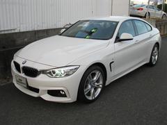 BMW420iグランクーペ Mスポ ドライビングアシスト 禁煙車