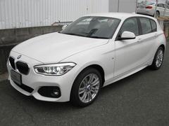 BMW118dMスポ 新車保証残有 パーキングサポートP 禁煙車