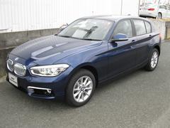 BMW118dスタイル 新車保証残有 ドライビングアシスト 禁煙車