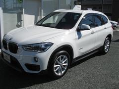 BMW X1sDrive18i 新車保証残有 純リアカメラ 純リアPDC