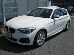 BMW118iMスポ アドバンスドアクティブセイフティLEDフォグ