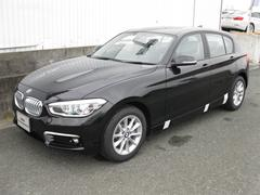 BMW118dスタイル パーキングサポートP 新車保証残有 禁煙車